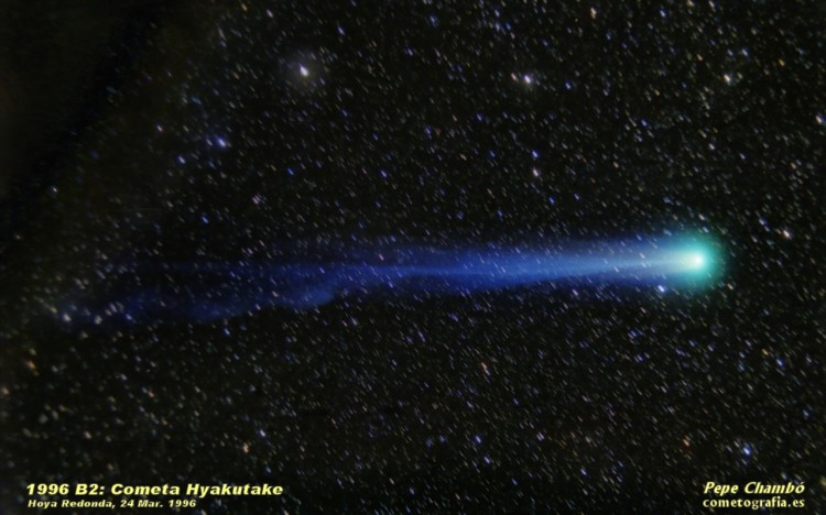 Hyakutake: El Gran Cometa de 1996