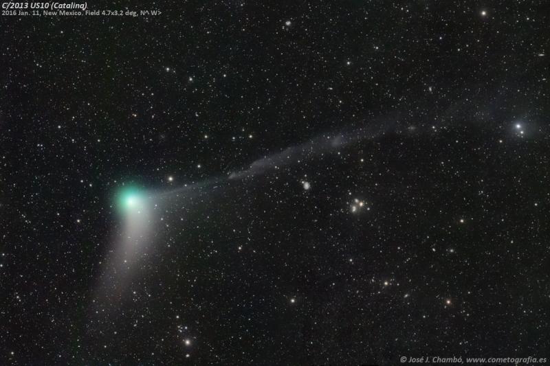 Cometa C/2013 US10 Catalina (Finalista APOTY 2016)