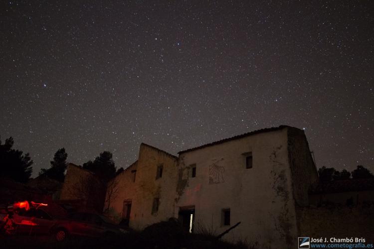 La Casa bajo las estrellas