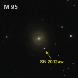 SN 2012aw