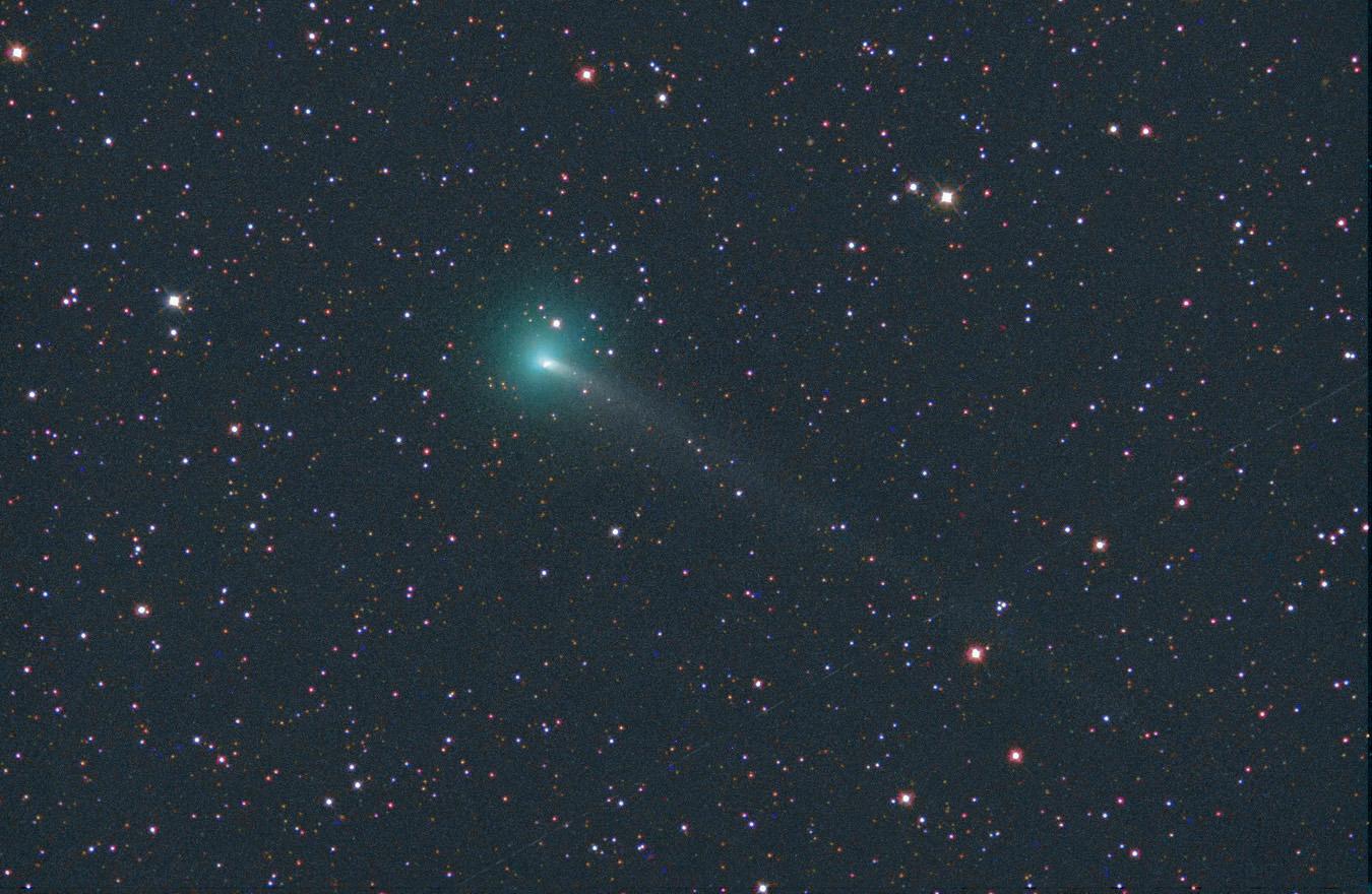 Cometa C/2013 UQ4 (Catalina)
