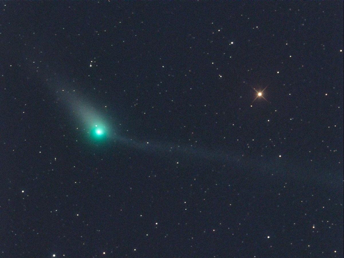 Cometa C/2013 X1 (PANSTARRS)