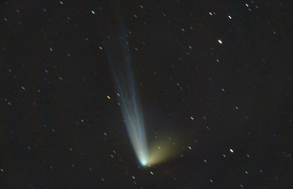 Cometa C/2014 Q1 (PANSTARRS)