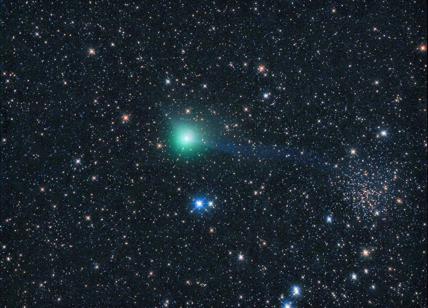 Cometa C/2014 Q2 (Lovejoy)