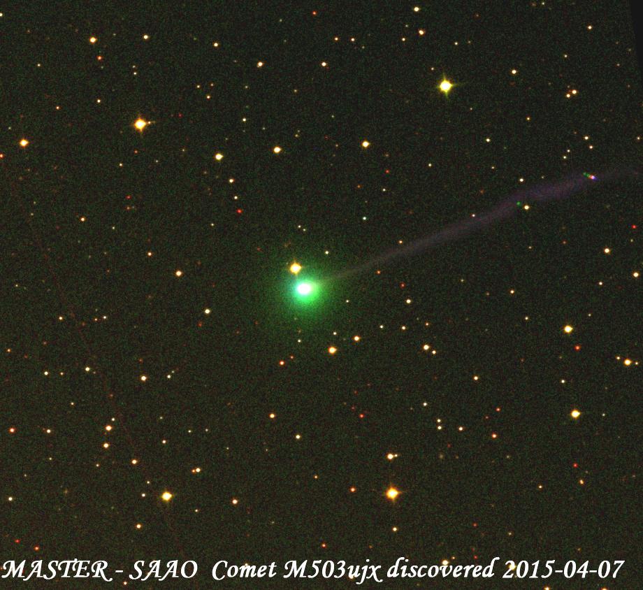 Cometa C/2015 G2 (MASTER)