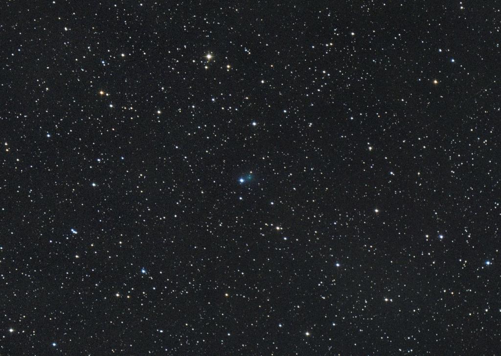 Cometa C/2018 Y1 (Iwamoto)