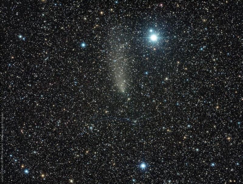 Cometa 21P/Giacobini-Zinner