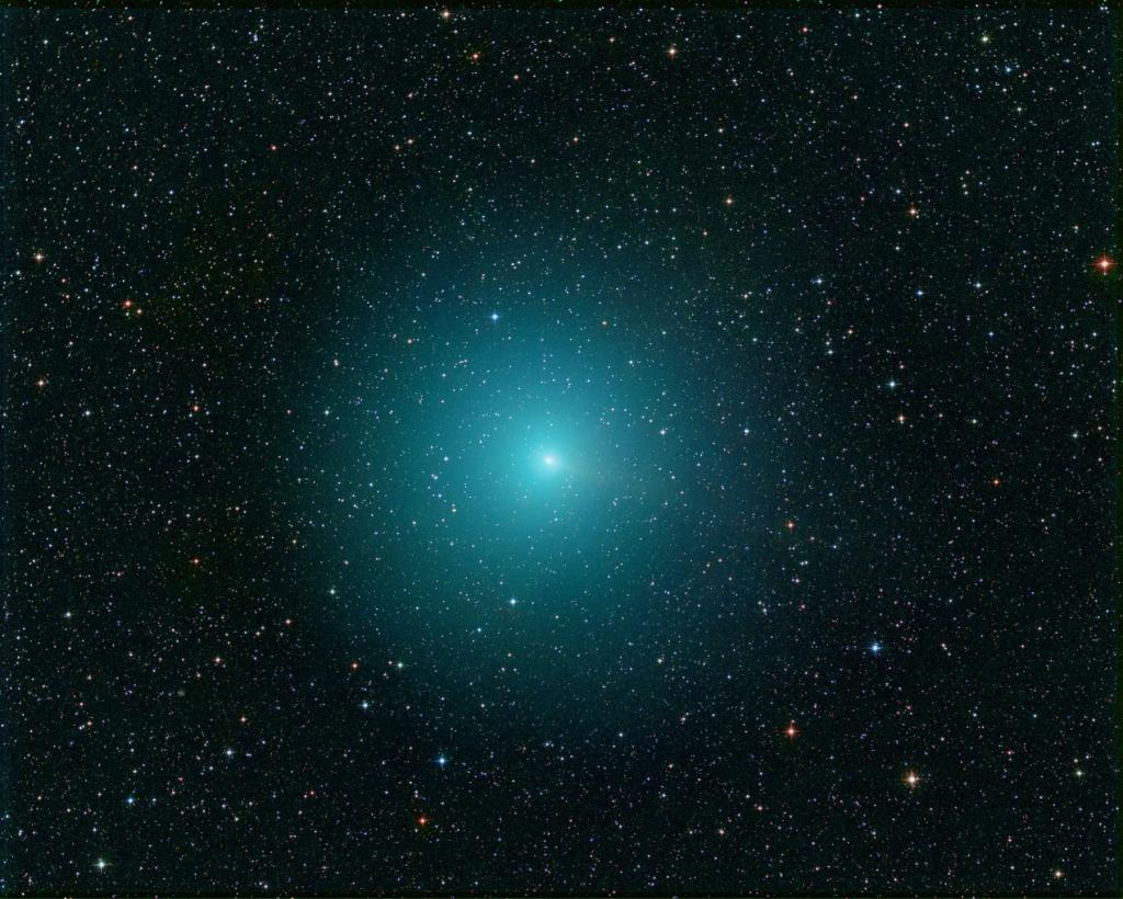 Cometa 252P/LINEAR