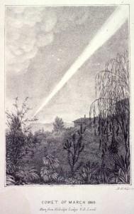 El Gran Cometa de 1843