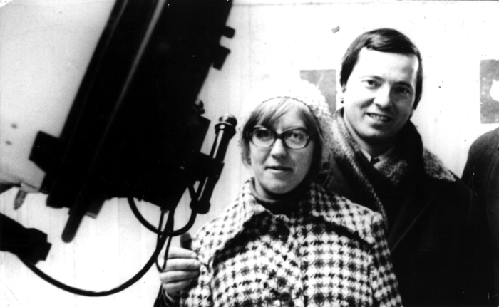 Klim Churyumov y Svetlana Gerasimenko