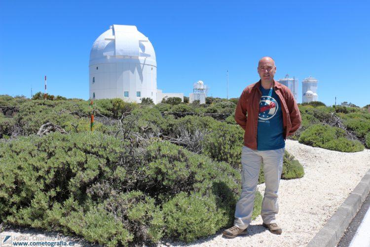 OGS Estación Óptica Terrestre