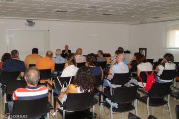 Sesión teórica taller astrofotografía