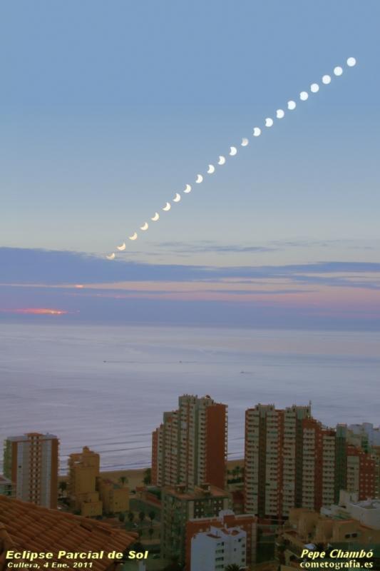 Eclipse Parcial de Sol 2011