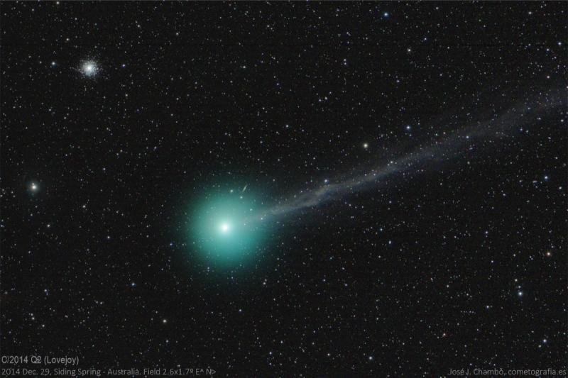 Cometa Lovejoy y M79 (Finalista APOTY 2016)