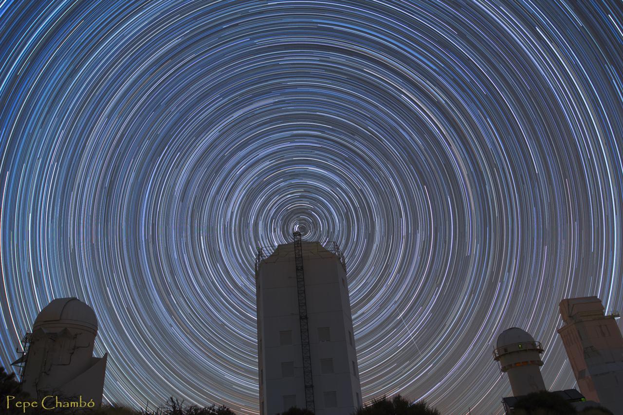 Circumpolar Observatorio Teide