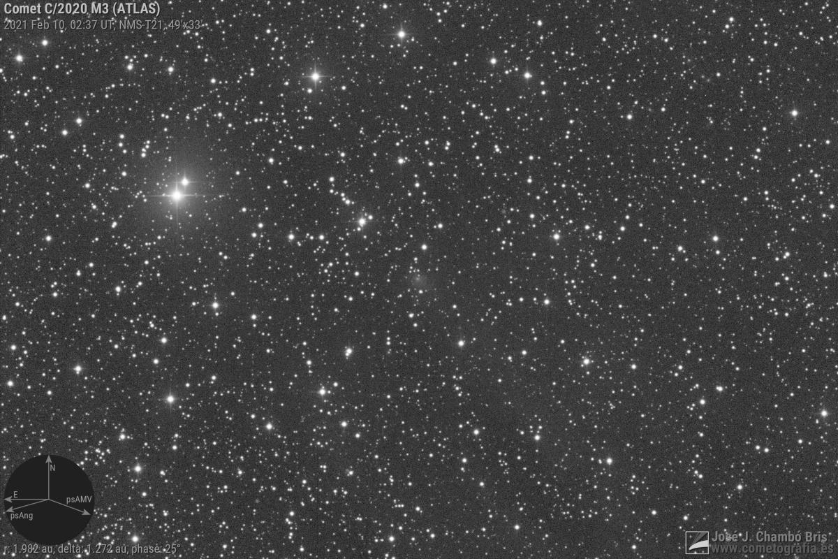 C/2020 M3 ATLAS