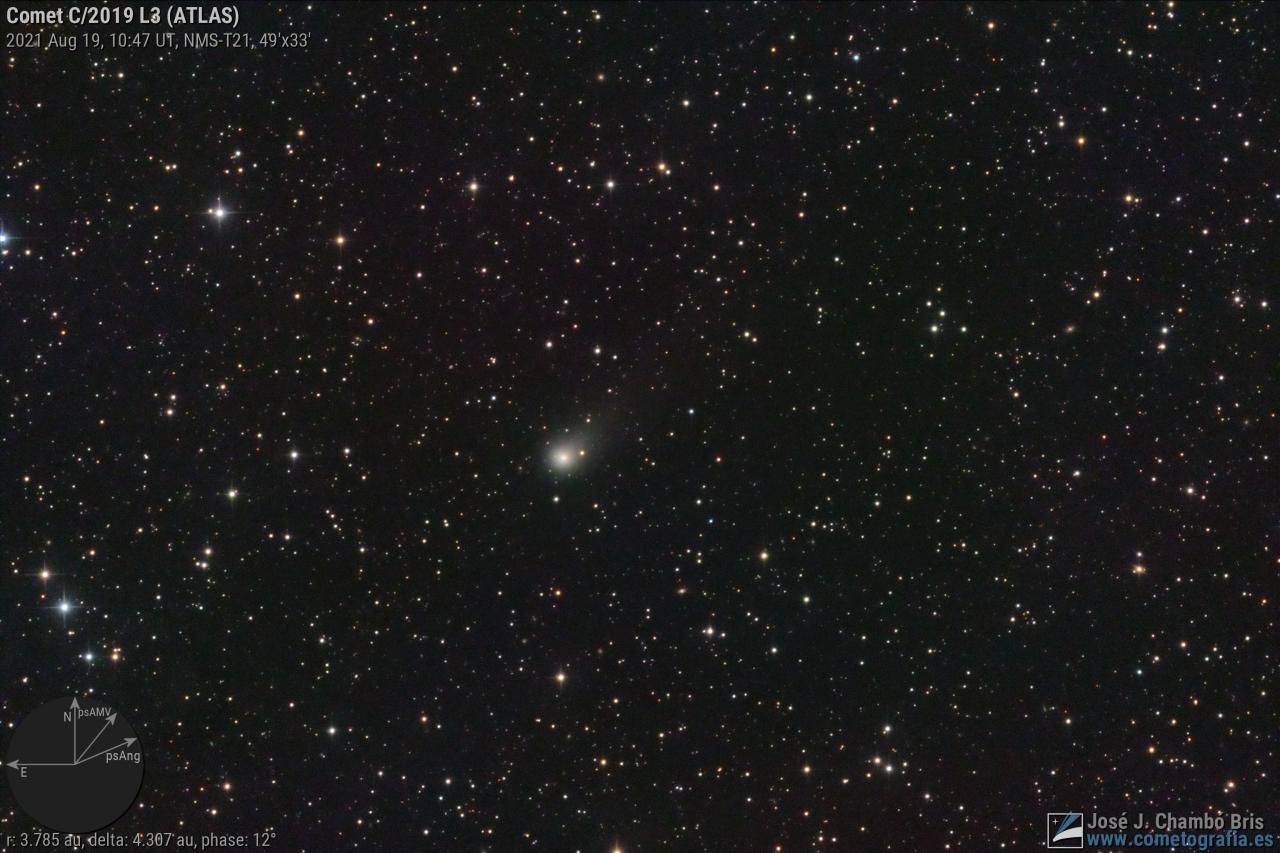 Cometa C/2019 L3 (ATLAS)