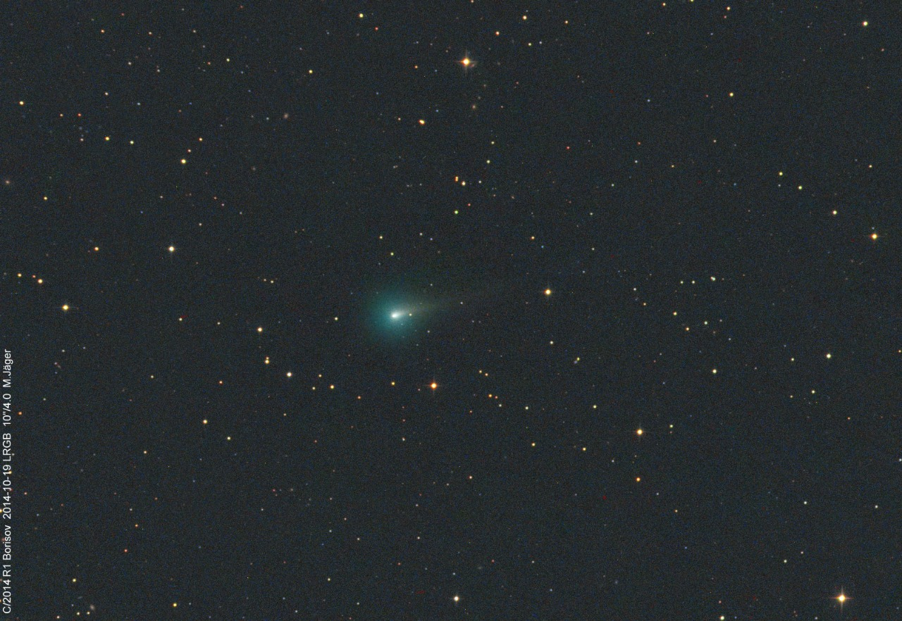 Cometa C/2014 R1 (Borisov)
