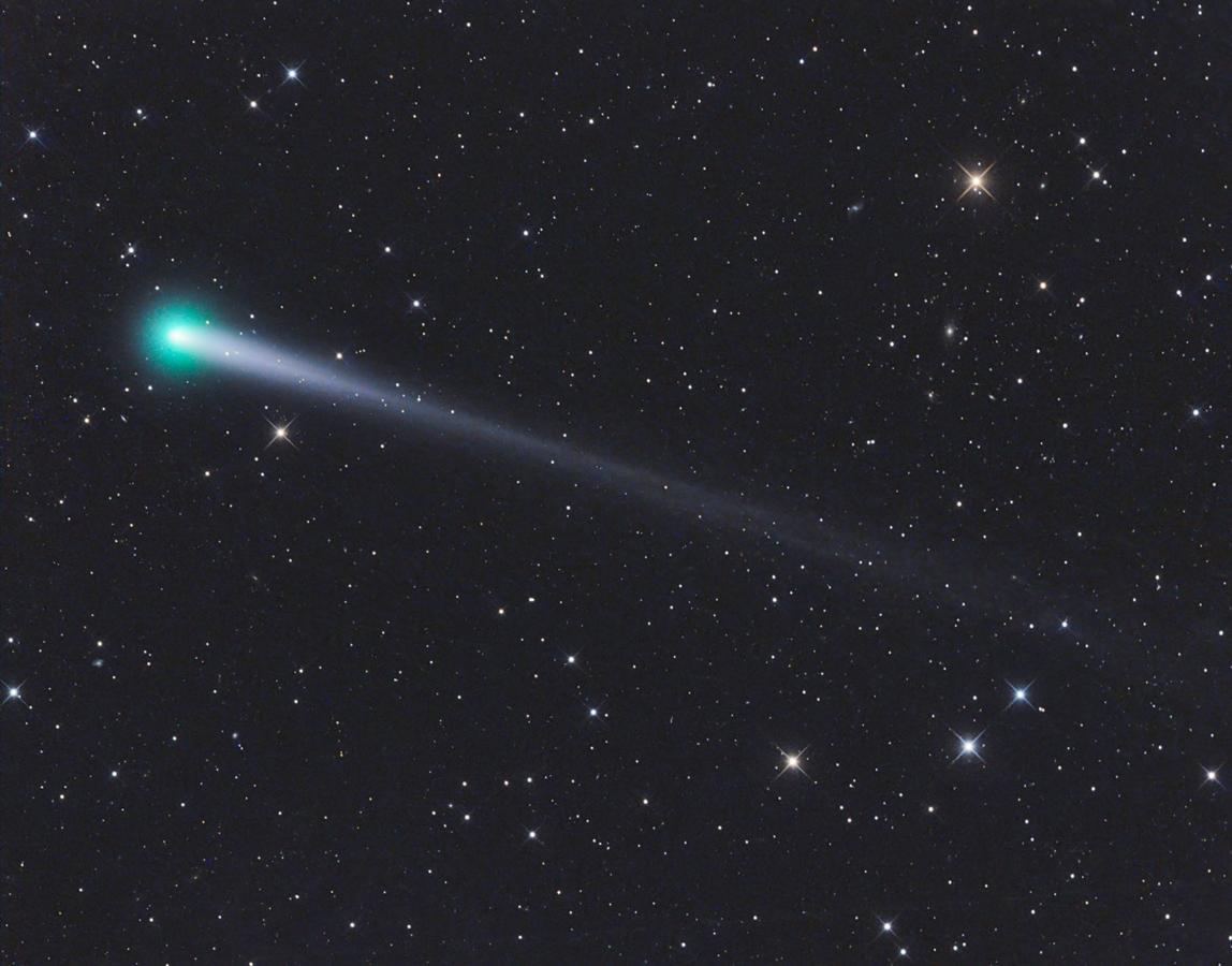 Cometa C/2015 ER61 (PANSTARRS)