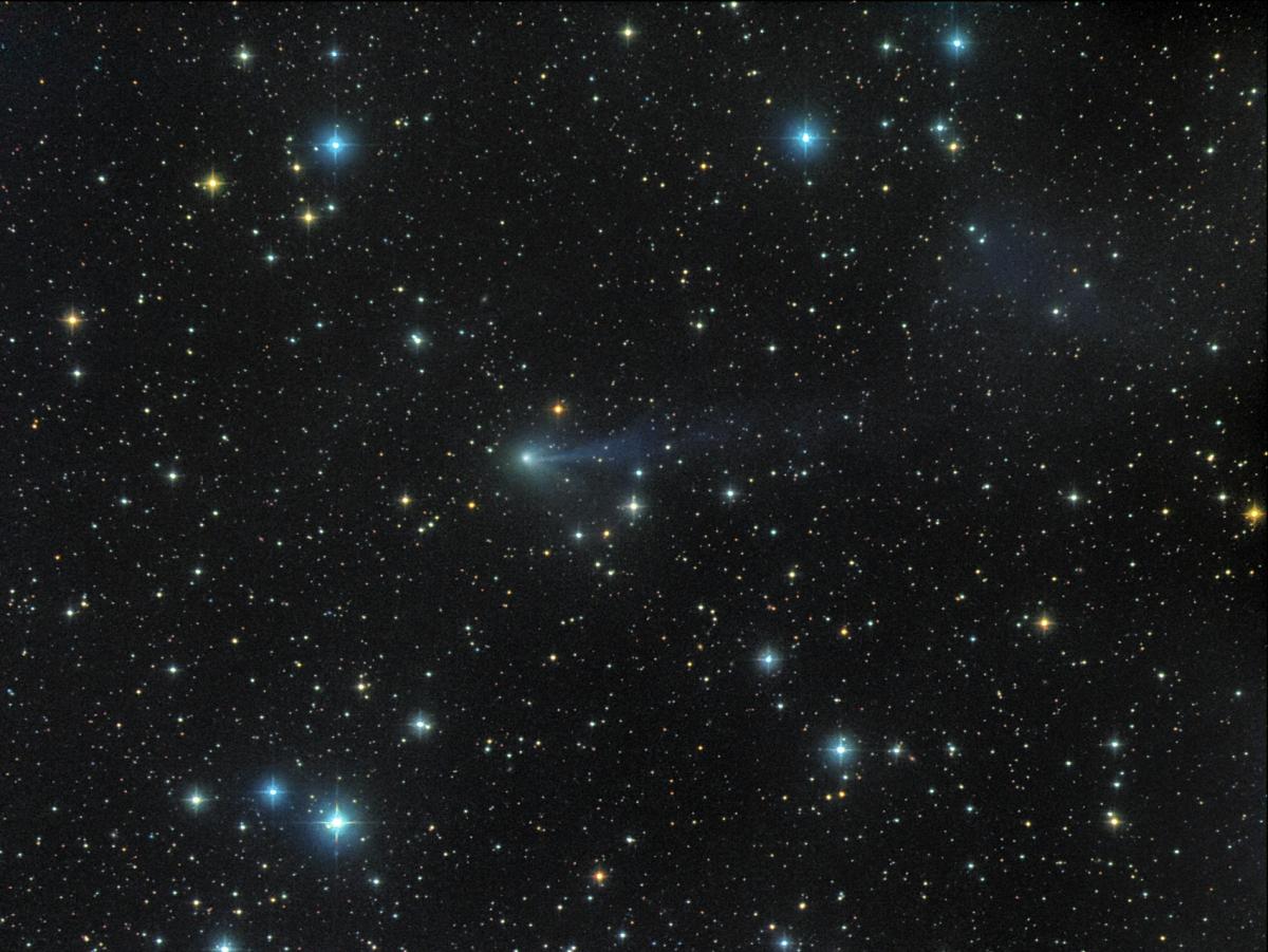 Cometa C/2016 R2 (PANSTARRS)