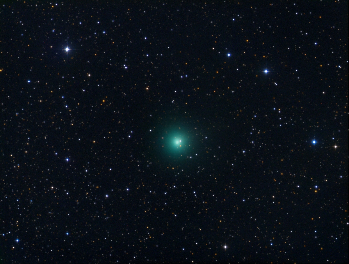 Cometa C/2017 S3 (PANSTARRS)