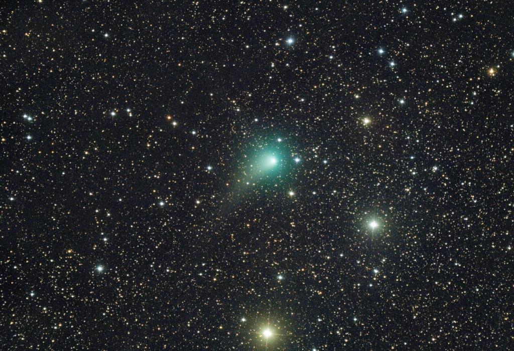 Cometa C/2017 T2 (PANSTARRS)