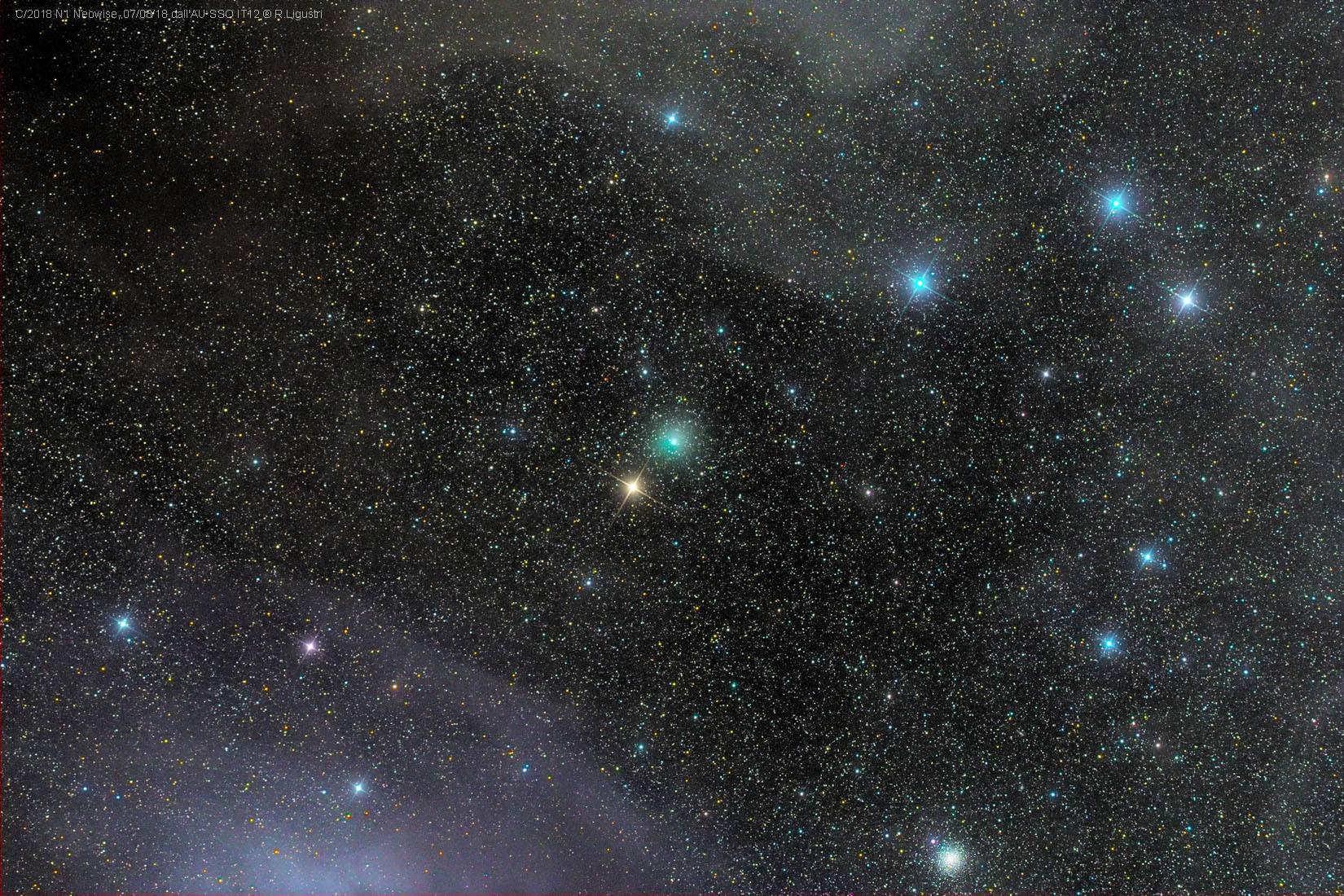 Cometa C/2018 N1 (NEOWISE)