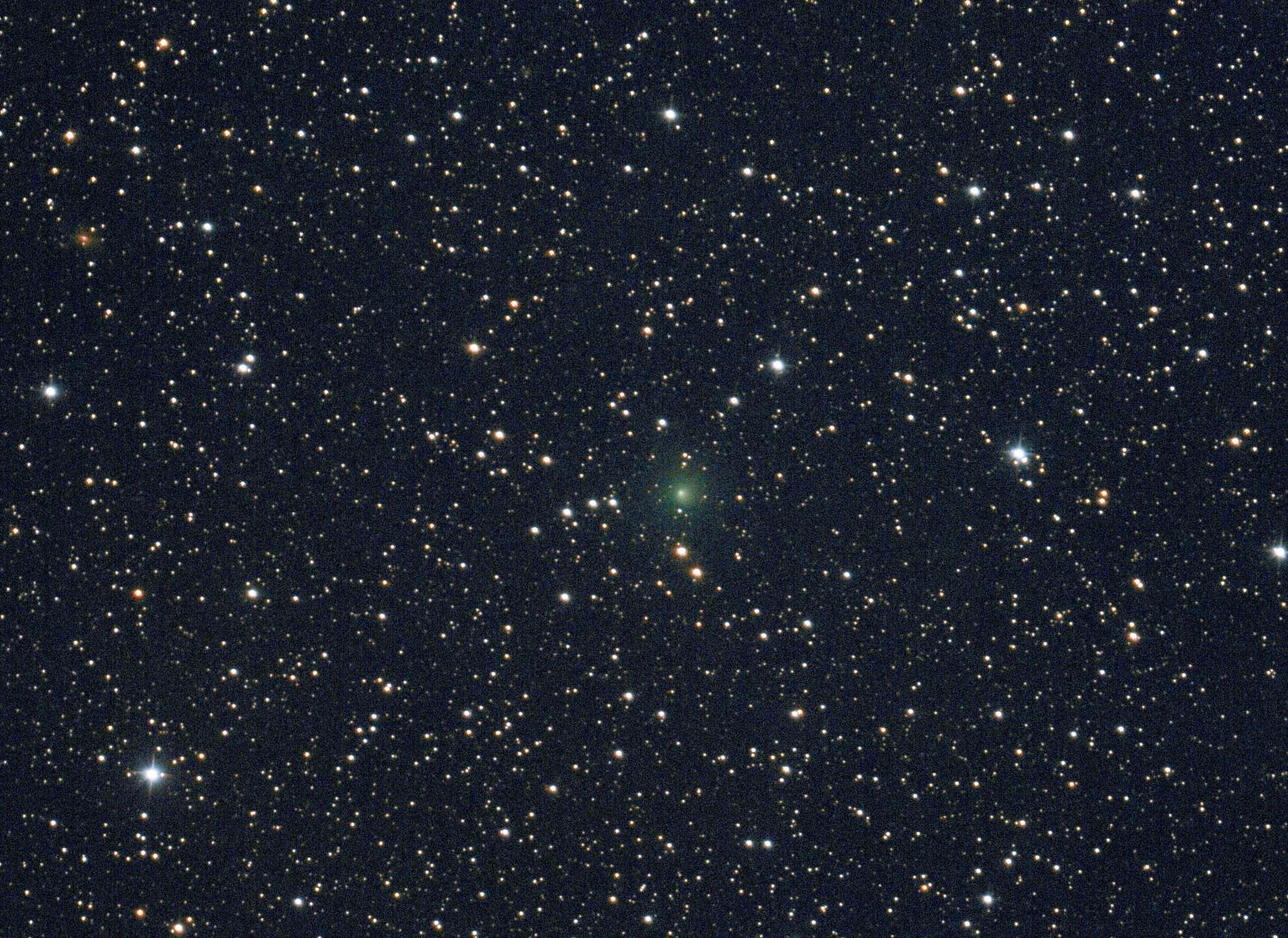 Cometa C/2018 W2 (Africano)