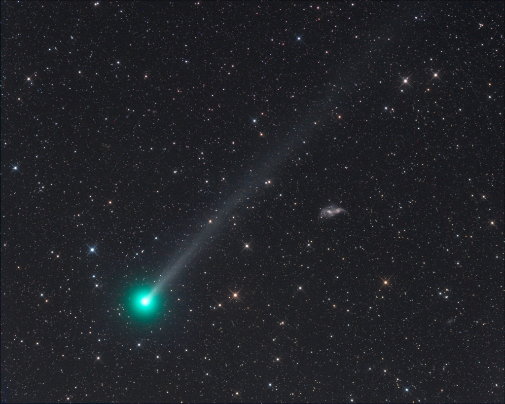 Cometa C/2019 U6 (Lemmon)