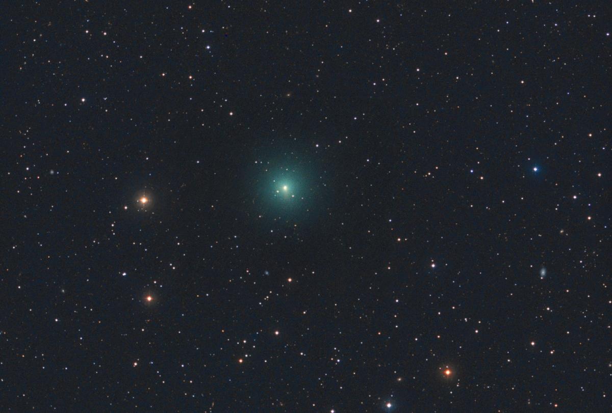 Cometa C/2019 Y4 (ATLAS)