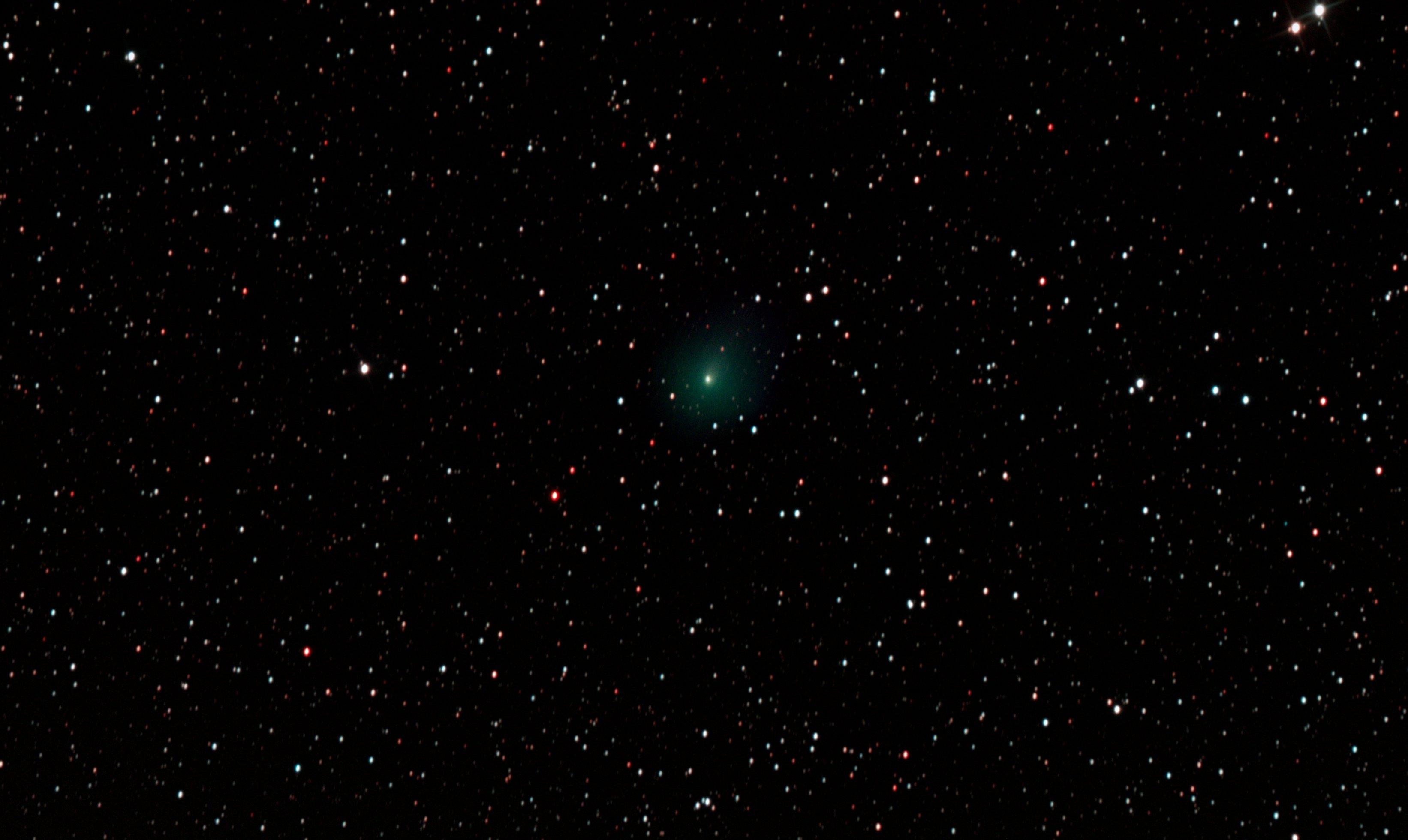 Cometa 38P/Stephan-Oterma