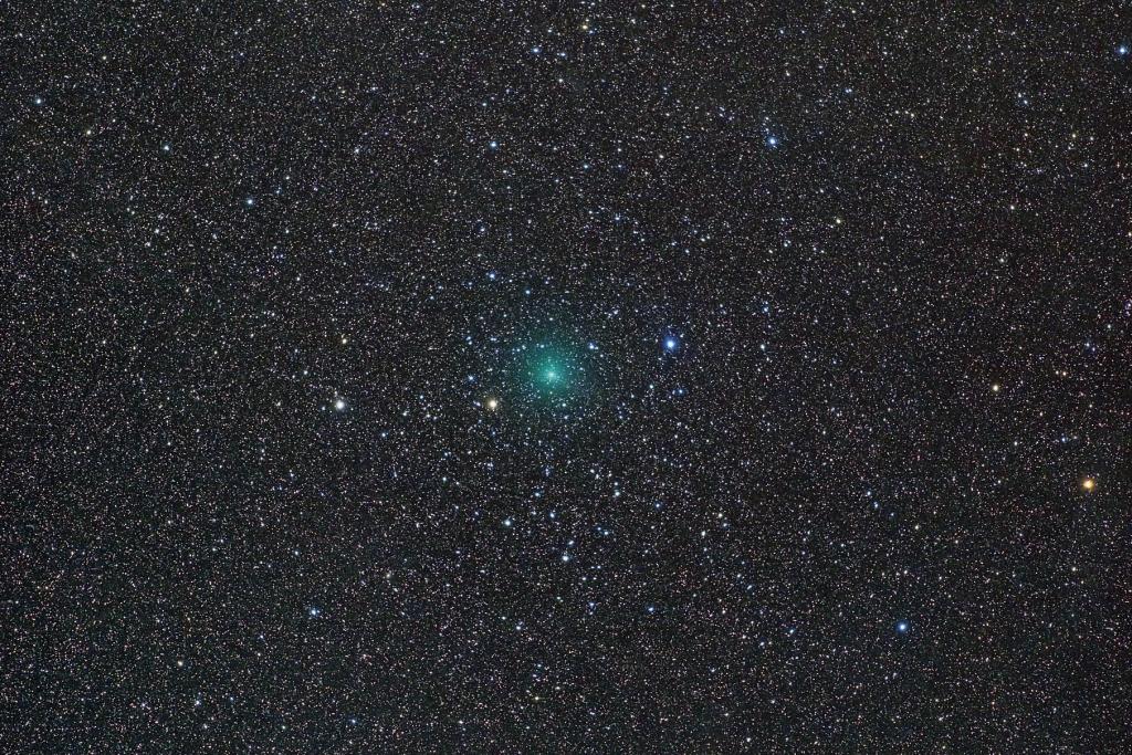 Cometa 41P/Tuttle-Giacobini-Kresak