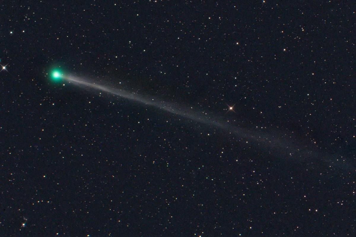 Cometa 45P/Honda-Mrkos-Pajdusakova