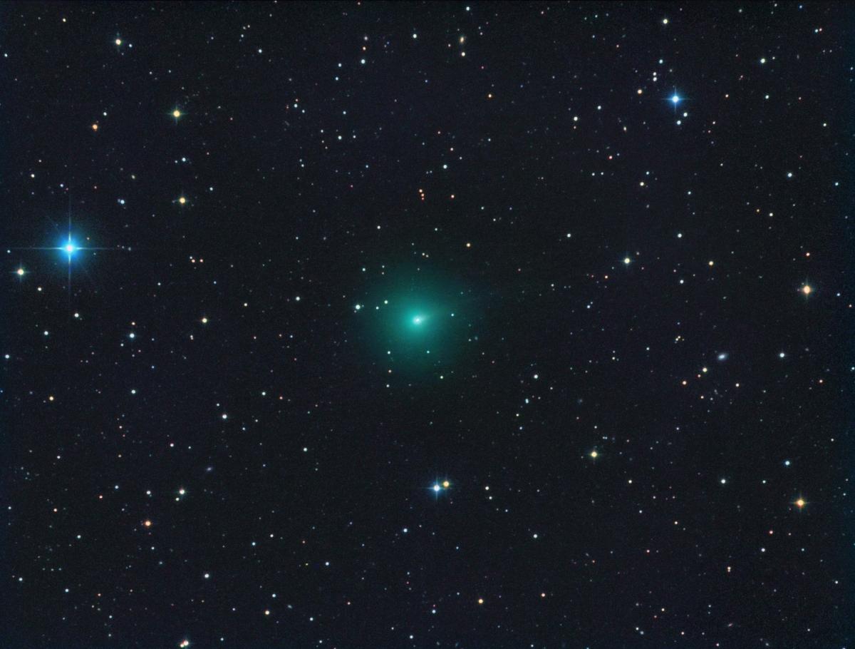 Cometa 62P/Tsuchinshan
