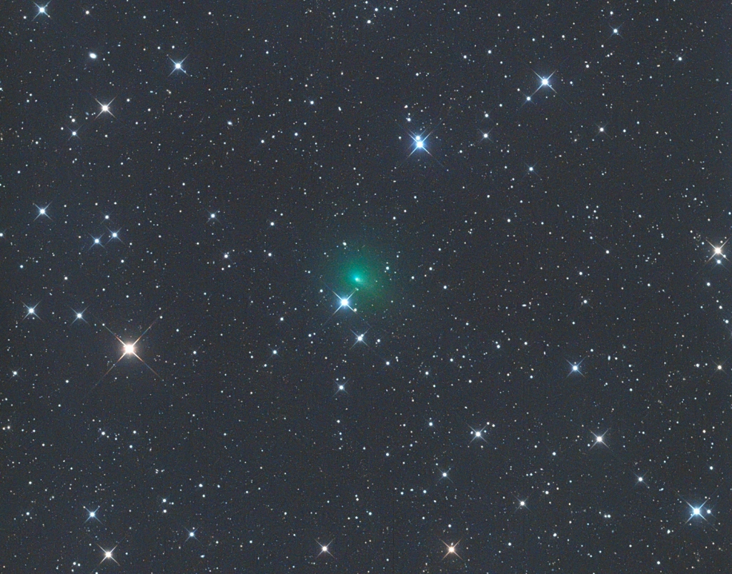 Cometa 66P/du Toit