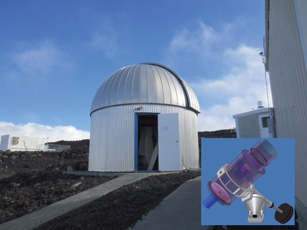 Telescopio ATLAS
