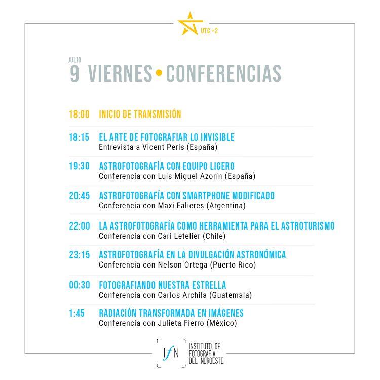 Congreso Astrofotografía Día 2